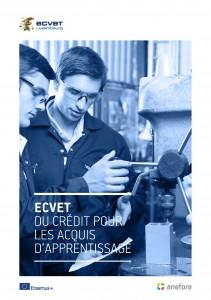 ECVET ACQUIS D'APPRENTISSAGE