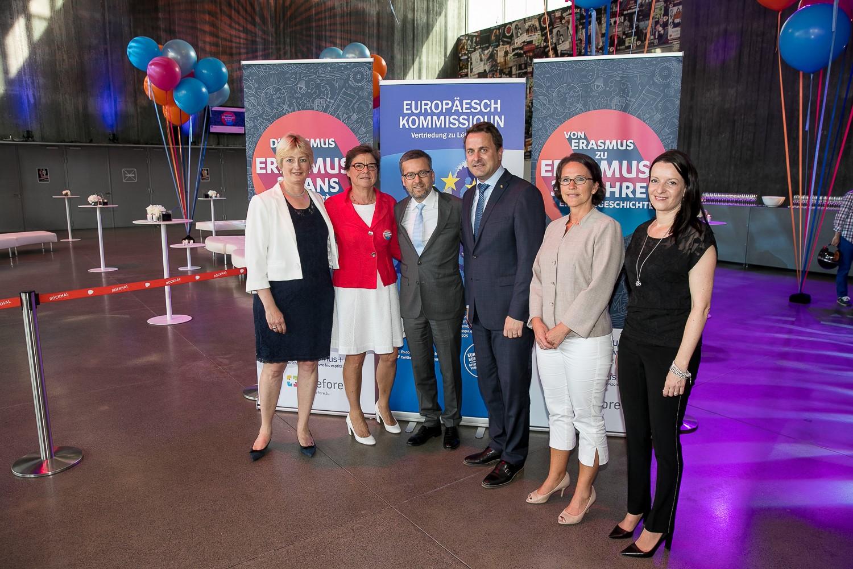 Conférence 30 ans Erasmus